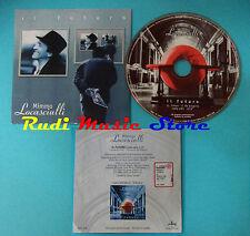 CD singolo MIMMO LOCASCIULLI Il Futuro 5002 458 ITALY PROMO no mc lp(S20)
