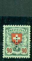 Schweiz, Wappen  Nr. 22 y postfrisch **