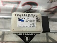 (AS) GENUINE HONDA CIVIC MK8 YAW RATE SENSOR BOSCH 0265005649
