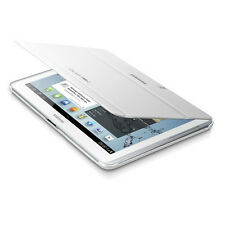 Samsung 10.1 Inch Book Cover Case for Galaxy Tab 2 - White