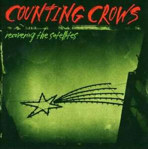 Recovering The Satellites - Counting Crows CD GEFFEN RECORDS