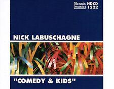 CD NICK LABUSSCHAGNE comedy & kids DENNIS MUSIC 1994 EX+