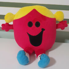 MISS CHATTERBOX MR. MEN AND LITTLE MISS MARKS & SPENCER SOFT TOY PLUSH TOY 23CM!
