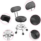 1Pcs Hairdressing Styling Chair Adjustable Height Barber Chair Black US