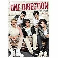 One Direction: No Limits by Mich O'Shea (English) Paperback Book - New