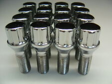 "20 Pc SPLINE Chrome Lug Bolts Nuts Set 12 x 1.25 (1.10"" Length) # AP-56806S"