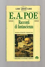 Poe - Racconti di fantascienza -