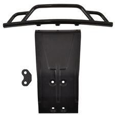 Front Bumper/Skid Plate Black Losi Ten SCT by RPM RPM73042