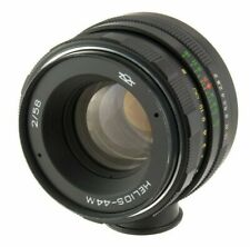 Helios-44M 58mm 50mm f2 2.0 Zenitlinse M42 dSLR Pentax Canon KMZ biotar planar