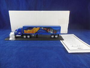 Matchbox Collectibles CCY05/C-M Mack CH600 Tractor Trailer Labatt Blue