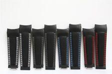 Cinturino Curvex Pelle/Cordura Ansa 20mm per Rolex e similari