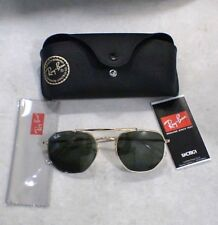 Lunettes Solaire Ray Ban THE MARSHAL - RB3648 - OR - NEUF