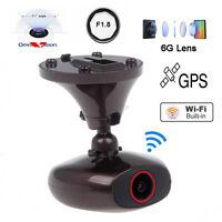 Ddpai M6 Plus HD 1440P WIFI Car Dash Video Record GPS Camera Remote Snapshot H2S
