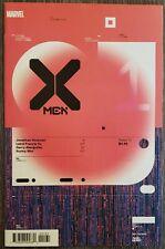X-MEN #1 - Tom Muller Design Variant Cover - 1:10 Ratio - Marvel 2019