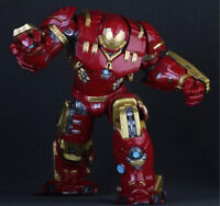 Marvel Avengers Age of Ultron Mark 44 Hulkbuster PVC Action Figure Model Toy