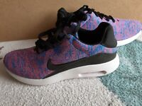 Ladies Nike Air Max Modern Flyknit Size UK 6 - EUR 40 Product Code - 876066 401