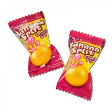 ✰ 50 leckere Banana Split Kaugummi ✰ ( 100 g / 1,50 € )