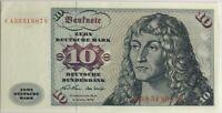 ALLEMAGNE - 10 MARK (1970) - Billet de banque (SPL) 07S
