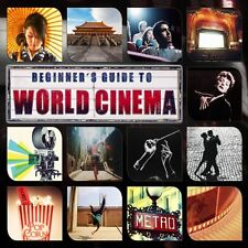 Beginner's Guide To World Cinema 3-CD SEALED/NEW Edith Piaf Ryuichi Sakamoto