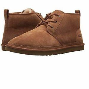 UGG Men Nuemel Suede NEW Sz 7-13 *NIB* Winter Ugg Shoe *authentic* winter boots