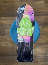 street plant Naturals First Edition Skateboard Deck Signed By Mike V