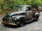 1948 Chevrolet Other Pickups Shortbed Rat Rod Patina Shop Truck 1948 Chevy 3100 Short Bed Badass V8 S10 Swap Hotrod Ratrod Patina Shop Truck