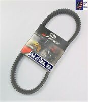 GATES SNOWMOBILE DRIVE BELT FOR POLARIS 800 RMK ASSAULT 155 2016 2017 2018 2019