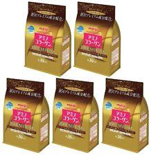 5 pack Meiji Amino Collagen Premium 214g Refill from Japan