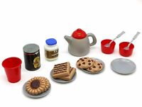 VERZABO Play Dishes Tea Set Kitchen Toys Play Dishes for Kids Kitchen Play...