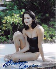 Barbara Carrera Signed 8x10 Photo - James Bond Babe - NEVER SAY NEVER AGAIN H124