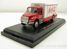 Motor City Classic Coca Cola Beverage Truck Die-Cast Metal 1/87 HO