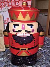 Scentsy Nutcracker Warmer & Ornament HTF Limited Ed  BNIB Christmas Holiday