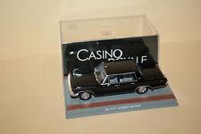 De Agostini 1:43 James Bond 007  ZIL - 117 CASINO ROYALE  Nr.104  PC-Box