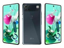 "LG K92 5G LMK920AM1 K920 (AT&T DESBLOQUEADO) 128GB 6.7"" 64MP Titan Cinza"