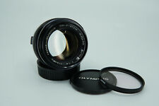 Olympus OM-SYSTEM G.Zuiko Auto-S 50mm f/1.4 Prime Camera Lens