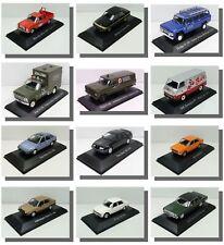Unforgetable Cars, Trucks, Vans, Ambulances, Service Vehicles. 1/43 Scale