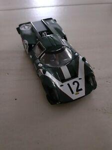 LOLA T70 n°12 Le mans 1967 1/43 de marque BEST en excellent état,sans boite