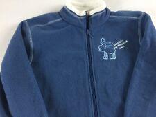 Saint John New Brunswick Canada Fleece Jacket Kids SZ 6 Boys Girls Long Sleeve