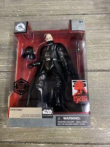 Star Wars Elite Darth Vader Unmasked DieCast Figure Return Jedi 35th Anniversary