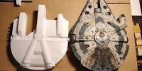 Star Wars Knights of the old Republic Ebon Hawk model kit 1/144th 3d printed PLA