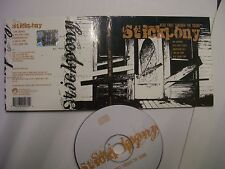 STICKPONY Head First Through The Sound EP – 2007 Italian CD – Southern Rock