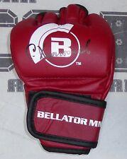 Sergei Kharitonov Signed Official Bellator MMA Red Fight Glove BAS COA Autograph