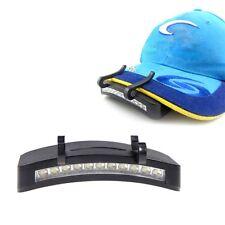 HeadLamp Cap for Outdoor Fishing Camping Hunting Torch Bulb 11LED Head light RI