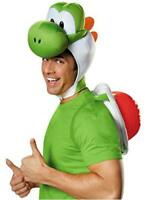 Disguise Men's Yoshi Costume Accessory Kit - Adult, Green,, Green, Size One Size