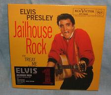 Elvis Presley Jailhouse Rock limited edition numbered CD single