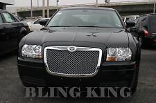 05-2010 Chrysler 300 Chrome Mesh grille with Bentley emblem