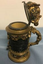 Nini Mini Beer Stein SS Sarna 'Royal Crown' Item No1-24 -Hand painted & crafted