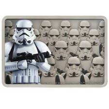 STAR WARS GUARDS OF THE EMPIRE: STORMTROOPER 2020 Niue 1oz silver coin