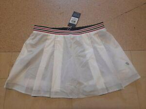 New bnwt K Swiss heritage skirt SHORTS skort tennis SZ M