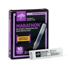 Medline Marathon Liquid Skin Protectant, 0.5 g Ampule, 10/Box, MSC093005